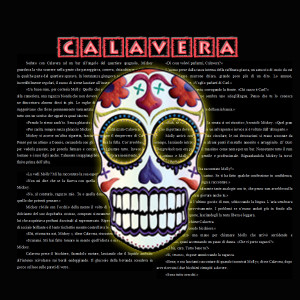 Qualcuno vuole la T-Shirt de El Calavera?