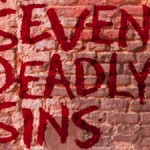 7 deadly sins (about books)
