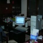 Un vecchio studio