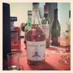 Un'ottima bottiglia di Rum