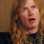Il Compare di Bevute di Gennaio: Dave Mustaine