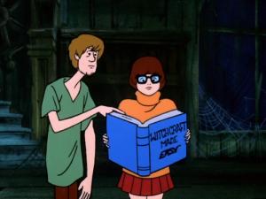 Fino alla fine, non sapremo mai se ha trovato qualcosa di utile in quel libro