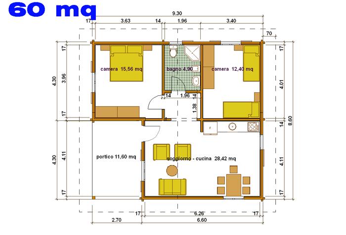 Il nido ikea prima di svanire for Planimetrie della casa mobile con una camera da letto