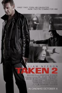 La locandina di Taken 2