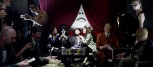 Il gruppo dei cattivoni (che vedrete solo in questa scena)