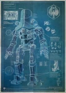 Disegno tecnico di Cherno Alpha