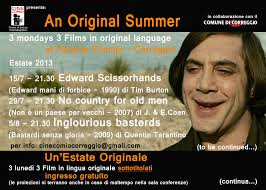 A Correggio (RE) ci sono queste iniziative, come al cinema Victoria di Modena (MO). Serate in lingua originale.