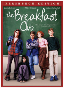 The Breakfast Club flashback edition DVD