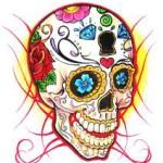 Calaveras por El Día de los Muertos