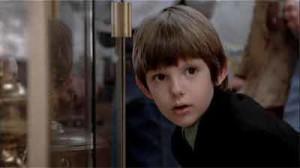 Le orecchie e Lucas Haas...