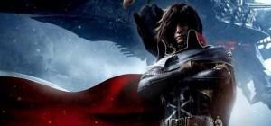 Capitan Harlock in versione digitale
