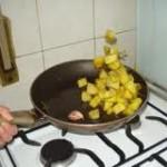 Come far saltare gli alimenti in padella