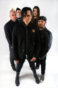Una delle formazioni della band