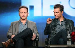 Pizzolatto e McConaughey