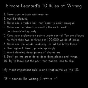 Le 10 regole di Leonard (da Tumblr)