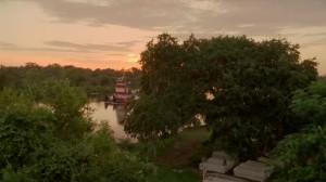 Il fiume alla fine del 7° episodio