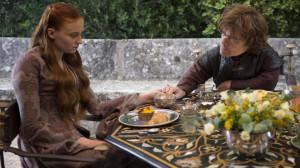 Sansa rifiuta la torta al limone