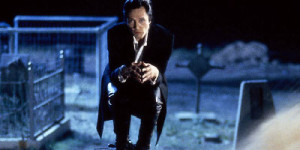 Un grandissimo Walken che interpreta Gabriel in The Prophecy