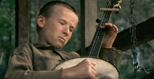 Una delle scene più famose: duelling banjos