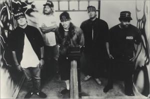 La band negli anni '90