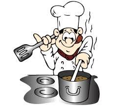 Un cuoco vero!