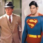 Superman e il costume di Clark Kent