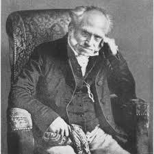 Arthur Shopenhauer la metteva davvero come ancora di salvezza, per emergenza.
