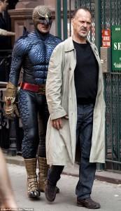 No, non vi aspettate il supereroe che salva qualcuno. No.