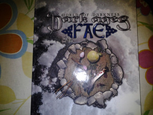 Dark Ages Fae - Print on Demand2