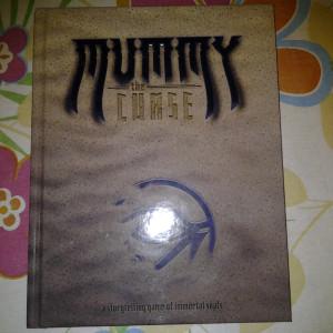 Mummy - Edizione Kickstarter2
