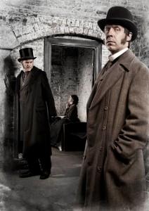 Peter Capaldi e Paddy Considine