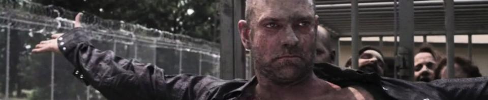 Non è zombi, non è uomo: è Murphy, il personaggio top della serie